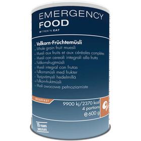 Trek'n Eat Emergency Food Can 600g, Whole Grain Fruit Muesli